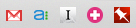 Bookmarklets with favicons in Chrome